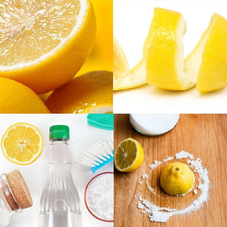 31 Usos Increíbles De La Cáscara De Limón Que No Conocías   La Guía de las Vitaminas