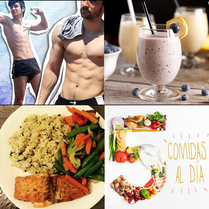 Dieta Para Un Ectomorfo Para Ganar Volumen: De Flaco a Musculoso   La Guía de las Vitaminas