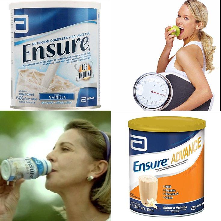 ¿El Ensure Sirve Para Engordar Rápido?   La Guía de las Vitaminas