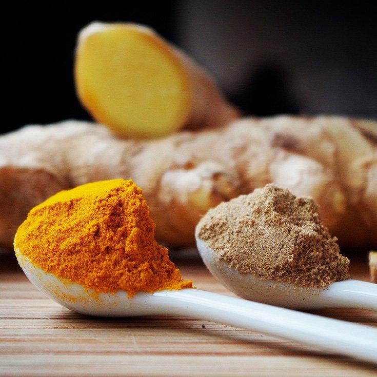 La Diferencia Entre La Cúrcuma y Jengibre   La Guía de las Vitaminas