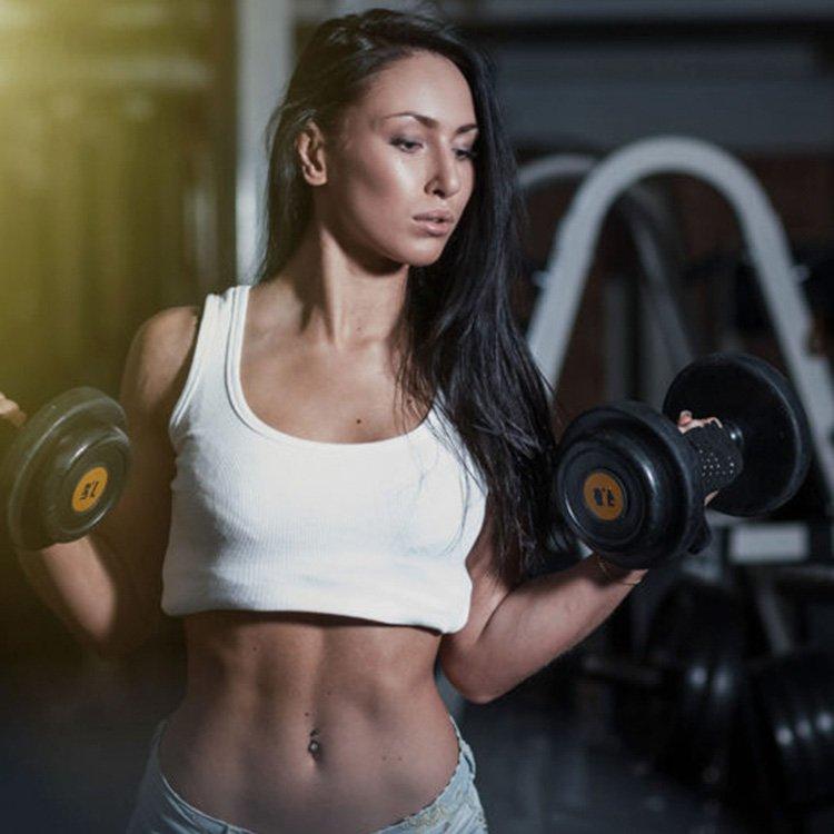 La Mejor Rutina Para Tonificar De Brazo Y Hombro Para Mujer   La Guía de las Vitaminas