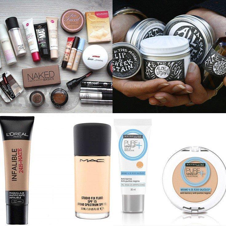 Las 12 Mejores Marcas de Maquillaje Natural Y Orgánico   La Guía de las Vitaminas