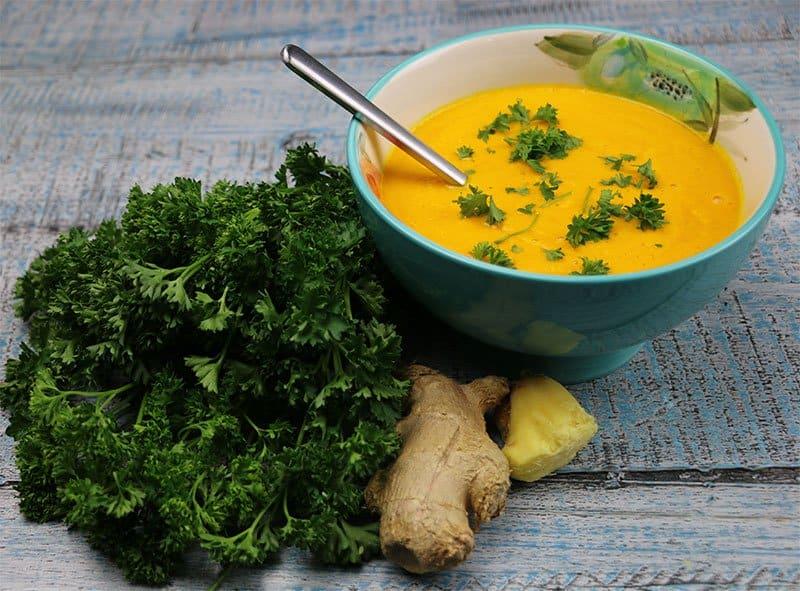 Cómo Preparar la Crema Antiinflamatoria de Cúrcuma, Zanahoria Y Jengibre   La Guía de las Vitaminas