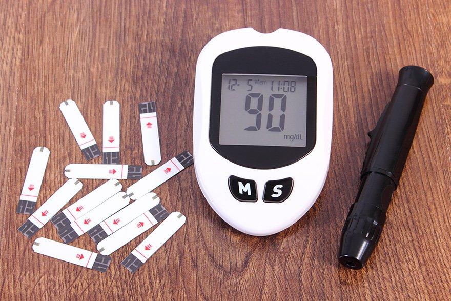 control de diabetes