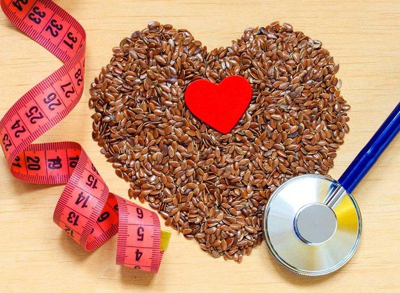 Corazon libre de colesterol