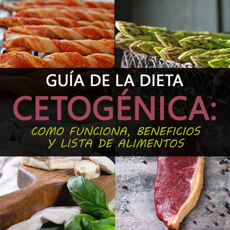 guia de la dieta cetogenica