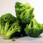 alimentos altos en hierro brocoli