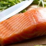 alimentos altos en hierro salmon