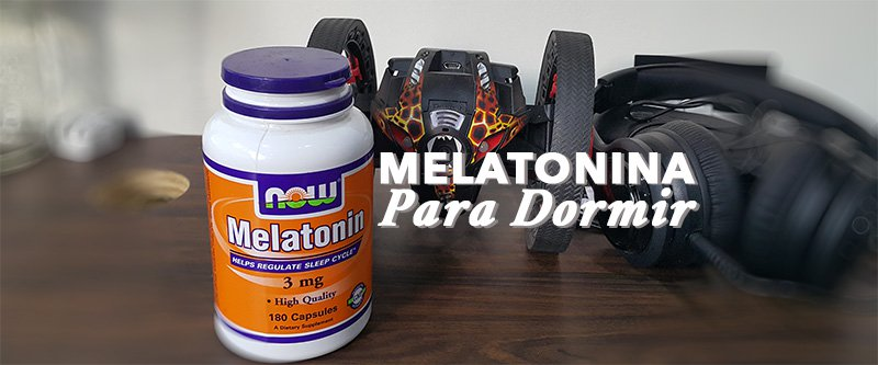 Cómo Tomar La Melatonina Para Dormir Mejor Y Que Peligros Puede Ocasionar   La Guía de las Vitaminas
