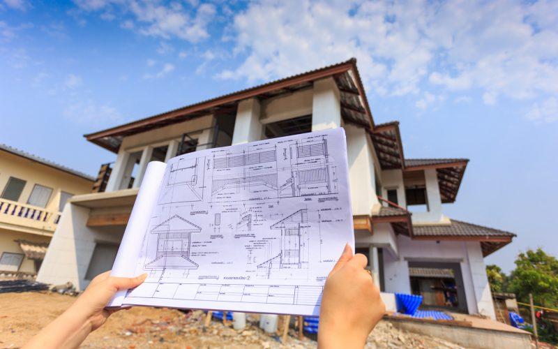 Como construir sua casa da maneira que mais gosta?