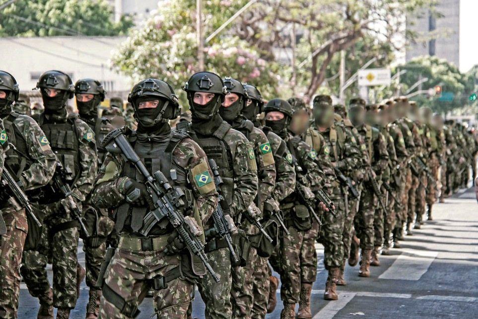 Exército armas