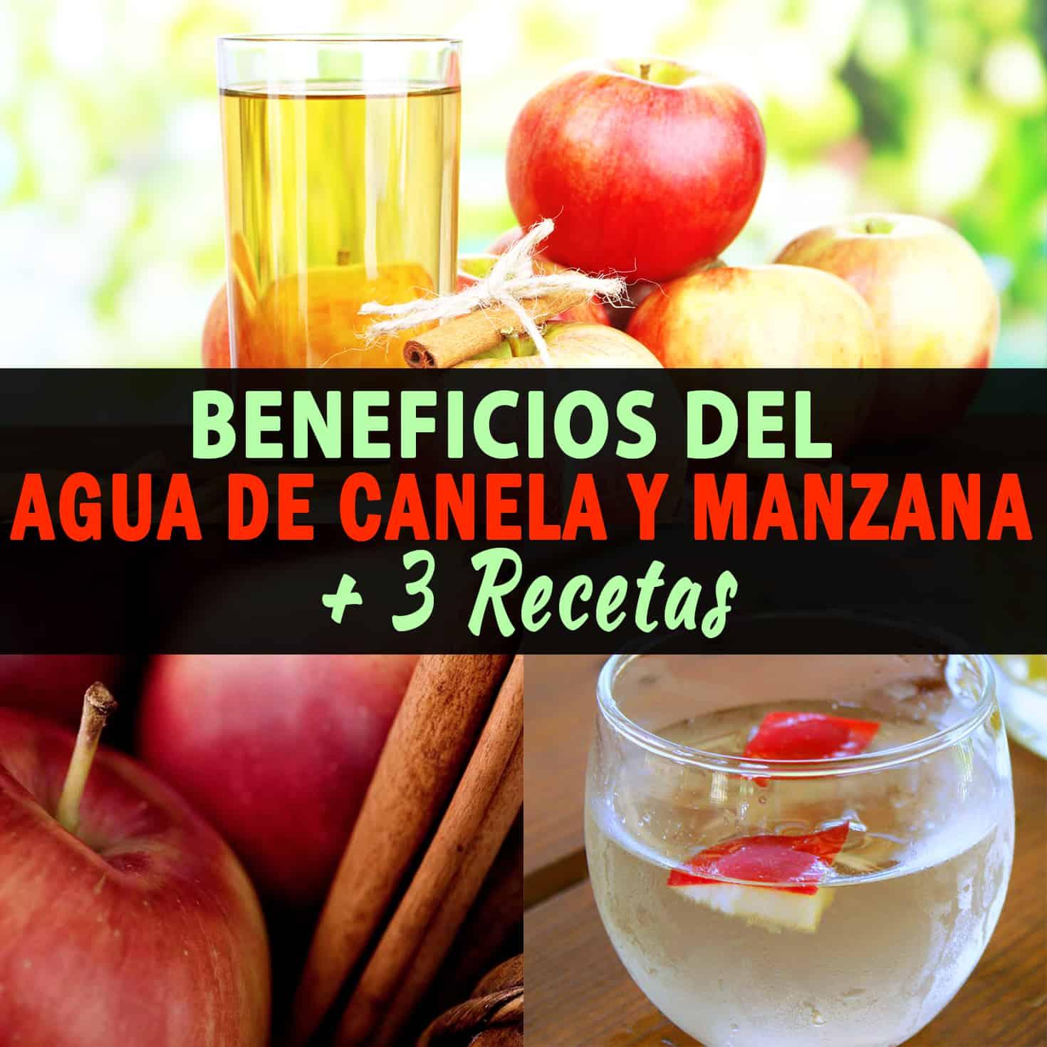 Agua Com Mel E Canela Beneficios 5 benefícios da Água de desintoxicação de canela e maçã + 3