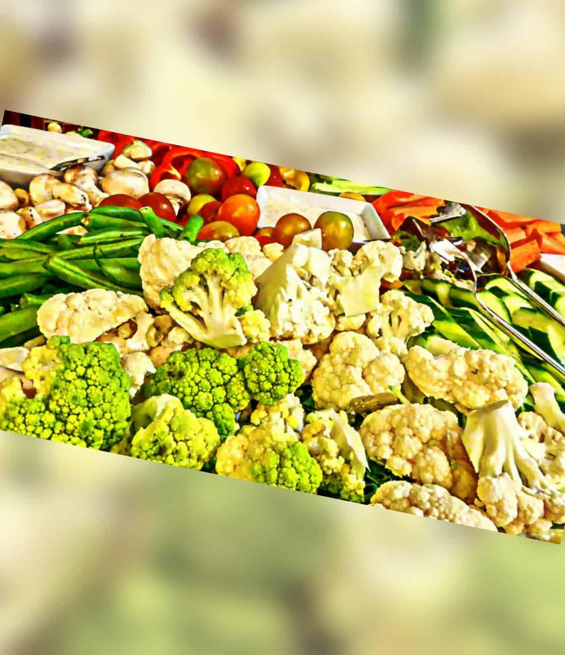 cenas para bajar de peso veganas