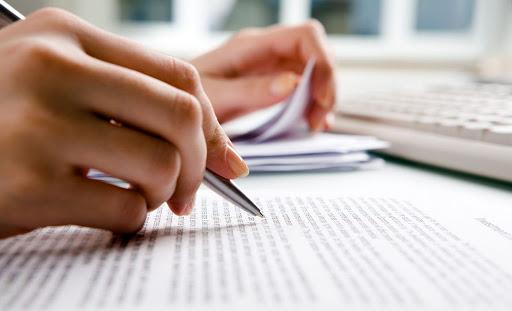tradução de documentos